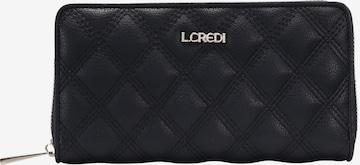 L.CREDI Brieftasche 'GIULIETTA' in Blau