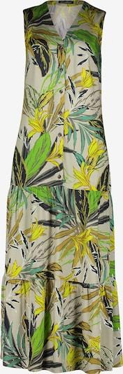 Betty Barclay Sommerkleid in gelb / grau / grün, Produktansicht