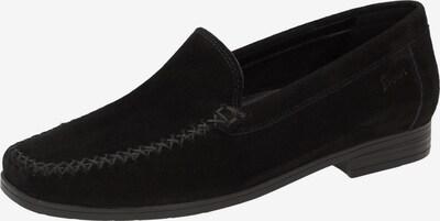 SIOUX Mocassins 'Campina-HW' in de kleur Zwart, Productweergave