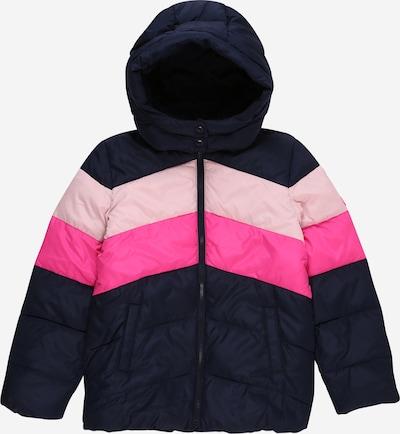 GAP Kurtka zimowa w kolorze niebieska noc / różowy / różowy pudrowym, Podgląd produktu