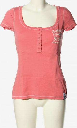 KangaROOS T-Shirt in M in nude / weiß, Produktansicht