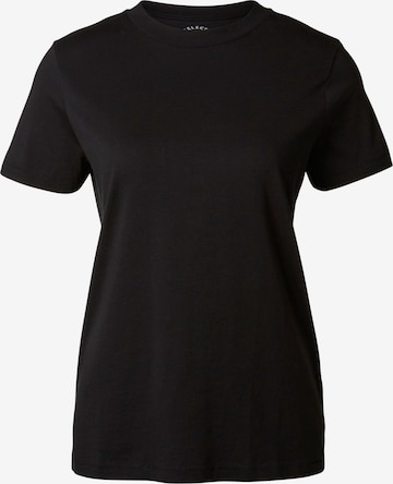 SELECTED FEMME Shirt 'MY PERFECT' in Black