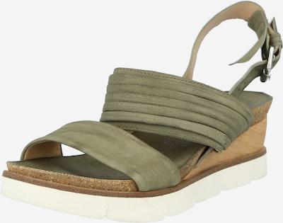 MJUS Sandale 'TAPASITA' in grün, Produktansicht
