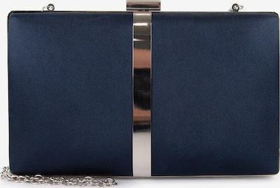 TAMARIS Clutch 'Amalia' in Dark blue / Silver, Item view