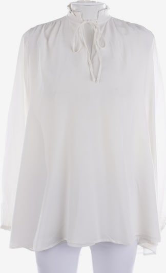 SLY 010 Seidenbluse in S in creme, Produktansicht