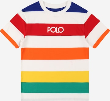 T-Shirt Polo Ralph Lauren en mélange de couleurs