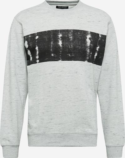 Felpa SHINE ORIGINAL di colore antracite / grigio chiaro, Visualizzazione prodotti