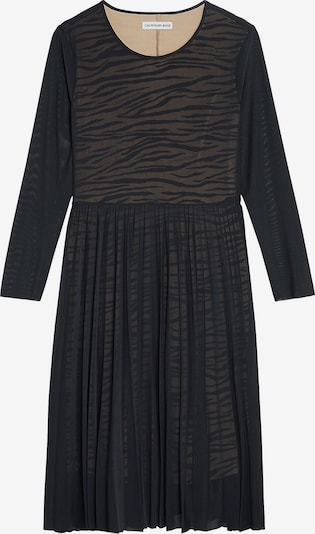 Calvin Klein Jeans Kleid in schwarz, Produktansicht