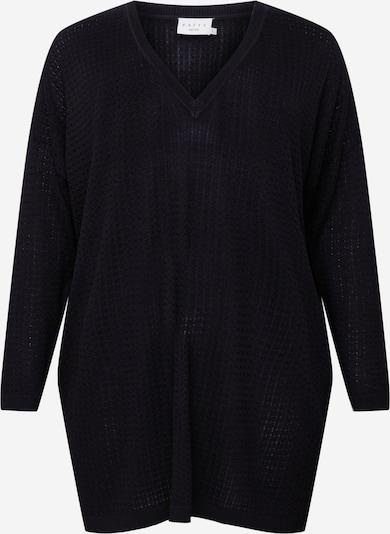 KAFFE CURVE Kleid 'Henri' in schwarz, Produktansicht
