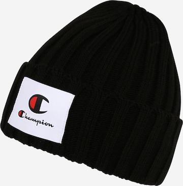 Champion Authentic Athletic Apparel Müts, värv must