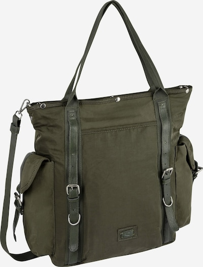 CAMEL ACTIVE Handtasche in dunkelgrün, Produktansicht