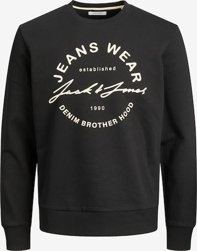 Felpa Jack & Jones Junior di colore nero / bianco, Visualizzazione prodotti