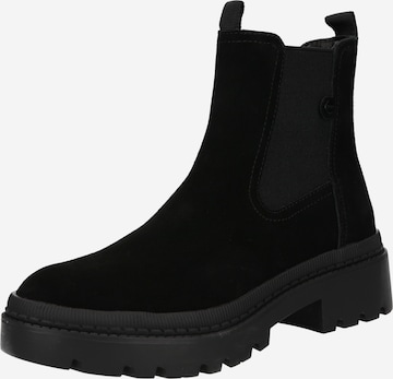 ESPRIT Chelsea Boots in Black