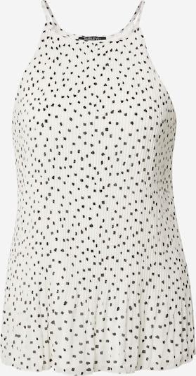 Camicia da donna Sublevel di colore nero / offwhite, Visualizzazione prodotti