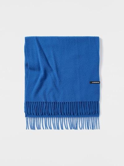 J.Lindeberg Schal in blau, Produktansicht