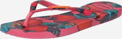 Šlepetės per pirštą 'SUMMER' iš HAVAIANAS , spalva - mišrios spalvos / rožinė, Prekių apžvalga