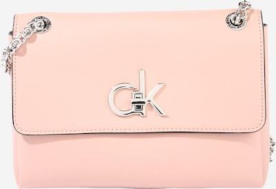 Geantă de umăr Calvin Klein pe roz / argintiu, Vizualizare produs