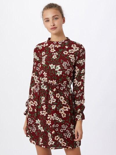 Trendyol Kleid in mischfarben / burgunder, Modelansicht