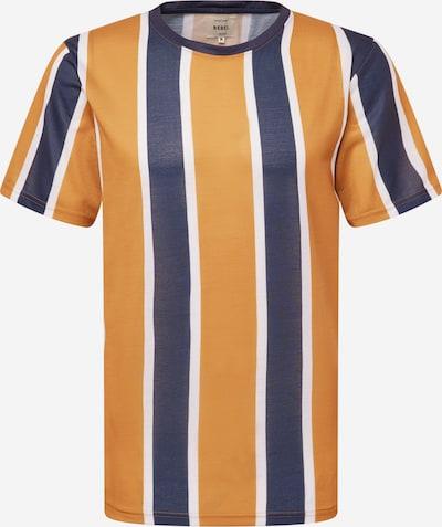 Tricou 'Fred' Redefined Rebel pe bleumarin / portocaliu / alb, Vizualizare produs