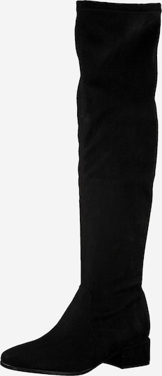 TAMARIS Over the Knee Boots in Black, Item view