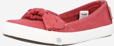 Dockers by Gerli Pantofle w kolorze melonowym, Podgląd produktu