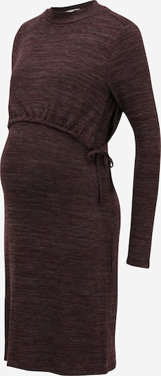 Esprit Maternity Knitted dress in mottled brown, Item view