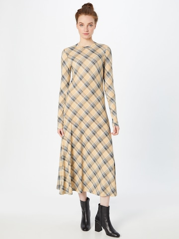 Résumé Kleit 'Gyldan', värv pruun