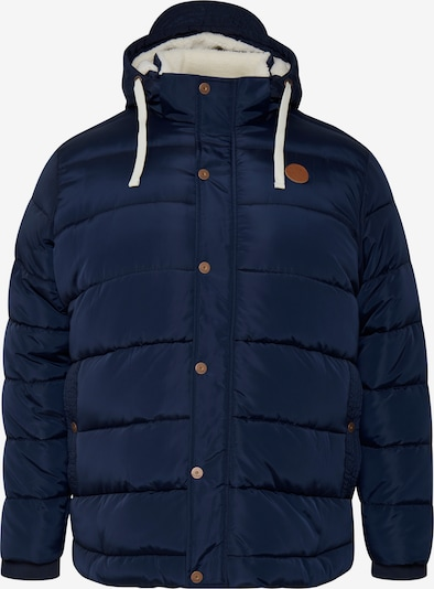 BLEND Winterjacke 'FREDERIC' in blau, Produktansicht