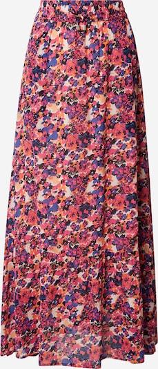 InWear Jupe 'Hollie' en violet foncé / orange / rose / noir / blanc, Vue avec produit