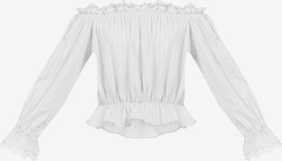 MYMO Bluse in weiß, Produktansicht
