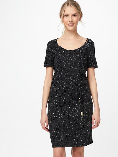 Rochie 'PELIADA' Ragwear pe crem / albastru cer / negru, Vizualizare model