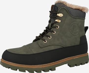Boots 'REILU' LUHTA en vert