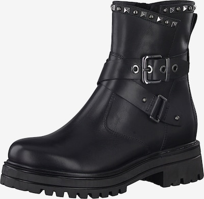TAMARIS Boots in schwarz: Frontalansicht
