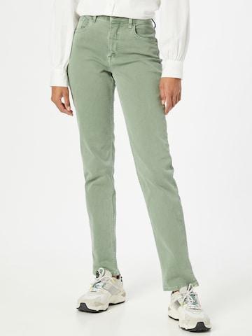 LIEBLINGSSTÜCK Jeans 'Wonder' in Grün
