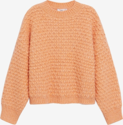 MANGO Pullover 'Norman' in apricot, Produktansicht