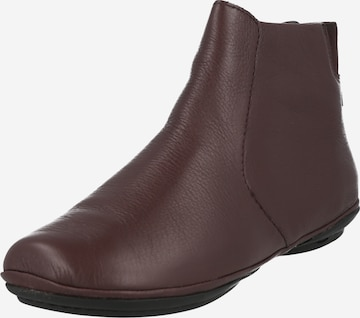 CAMPER Ankle Boots 'Right Nina' in Braun