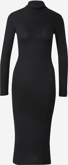 River Island Robes en maille en noir, Vue avec produit