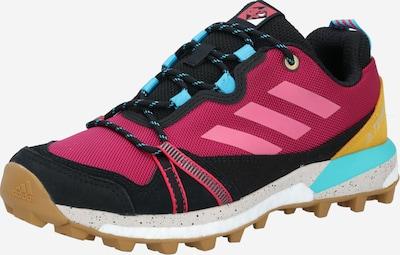 ADIDAS PERFORMANCE Chaussure de sport 'TERREX SKYCHASER' en turquoise / framboise / noir, Vue avec produit