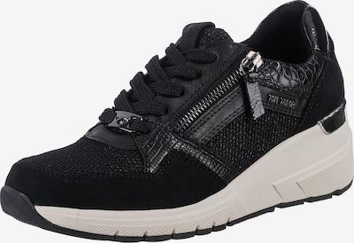 TOM TAILOR Sneakers in Black, Item view