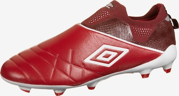 Chaussure de foot 'Medusae III Elite FG' UMBRO en rouge