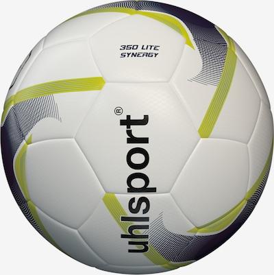 UHLSPORT Ball in grün / schwarz / weiß, Produktansicht