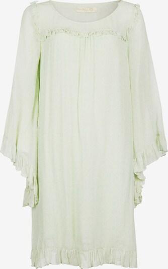 Isla Ibiza Bonita Kleid 'RUFFLED' in grün, Produktansicht