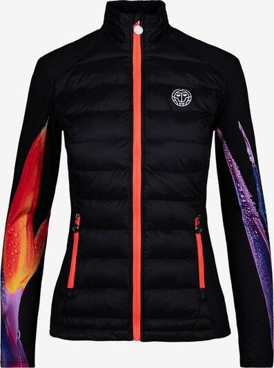 BIDI BADU Tennisjacke 'Lee' in schwarz, Produktansicht