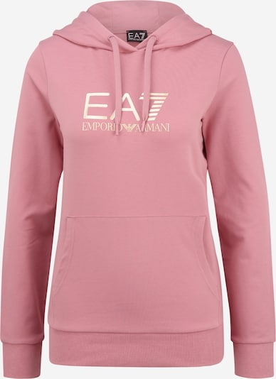 EA7 Emporio Armani Sweatshirt '8NTM40' in gold / rosa, Produktansicht
