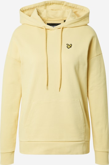 Lyle & Scott Sweatshirt in beige, Produktansicht