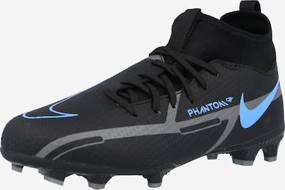 NIKE Sporta apavi 'Phantom GT2 Academy', krāsa - tirkīza / dūmu pelēks / melns, Preces skats