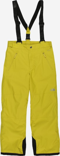 THE NORTH FACE Outdoor trousers 'Snowquest' in Lemon yellow, Item view