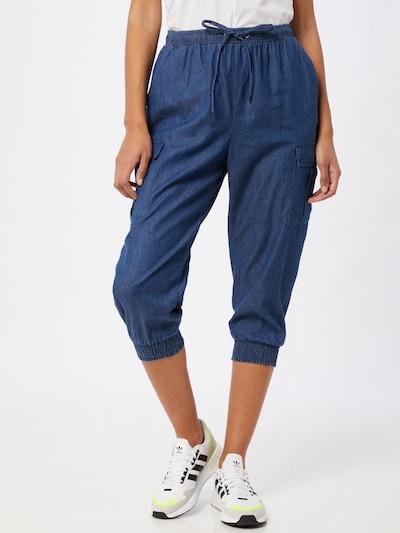 Kaffe Jeans 'Arlene' in dunkelblau, Modelansicht