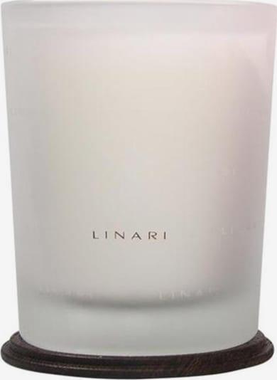 Linari Duftkerze 'Malva' in weiß, Produktansicht