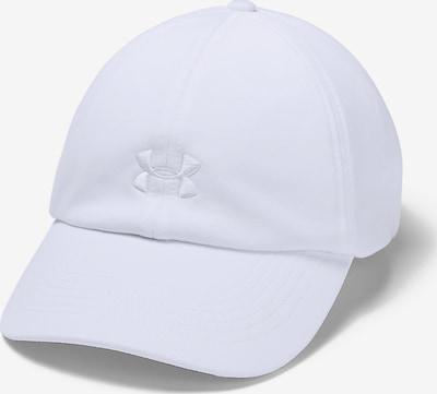 UNDER ARMOUR Sportcap 'Play Up' in weiß, Produktansicht